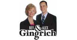 Bev & Alex Gingrich